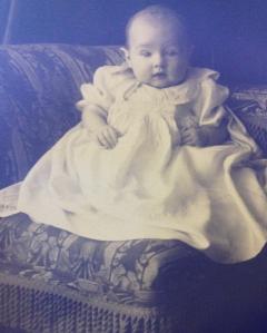 Baby Edward Helmrich