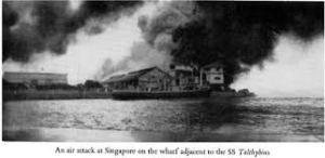 Bombing of Singapore