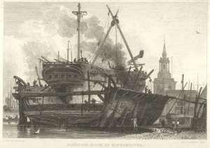 Rotherhithe docks