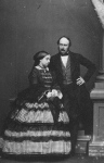 Queen Victoria & Prince Alfred. Industrialists.