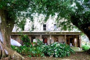 Golden Ridge Plantation House