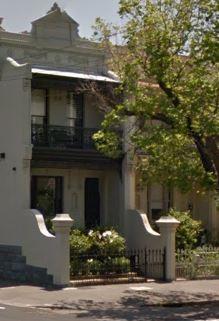 Livingstone House Moss Varcoe