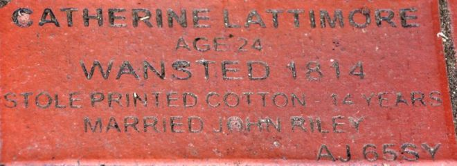 Catherine latimore brick