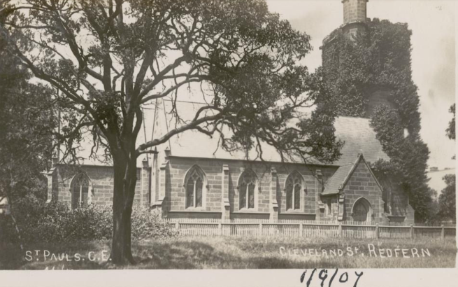 St Paul's Church, Cleveland Street, Sydney.jpg 3