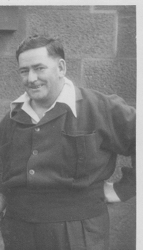 Ernest Kingshott Whitehead 1950
